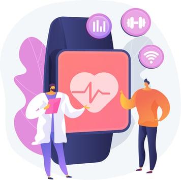 Fitness Tracker for Healthcare