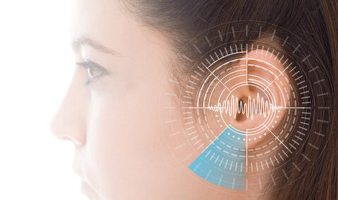 Hearing-test-showing-ear-of-young-woman