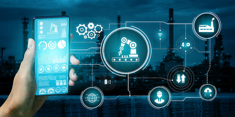 industry-4.0-technology-concept