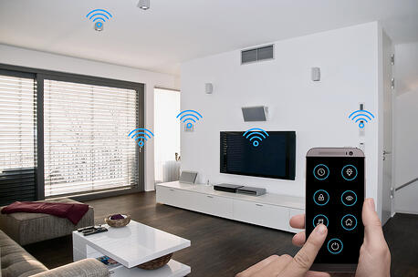 smartphone-controlling-smart-devices-in-the-home