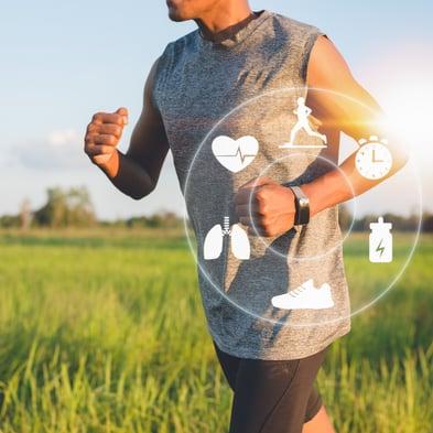 smartwatch smart band IoT tracker