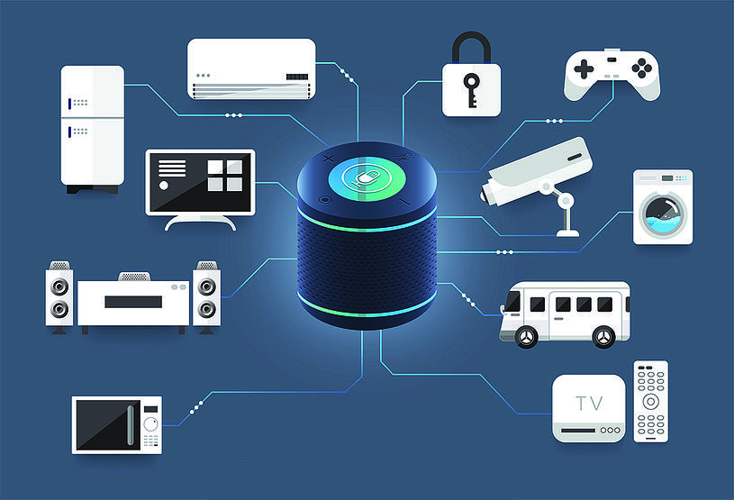 voice-assistant-internet-of-things